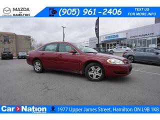 Used 2006 Chevrolet Impala LS   AS-TRADED   CRUISE CONTROL   A/C   ALLOYS for sale in Hamilton, ON