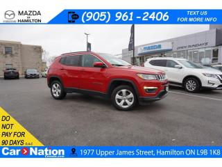 Used 2018 Jeep Compass North NORTH | 4X4 | LEATHER | XM RADIO | BLUETOOTH for sale in Hamilton, ON