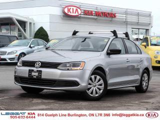 Used 2014 Volkswagen Jetta 2.0L, BLUETOOTH, HTDSEATS, CRUISE, STARTSTOP for sale in Burlington, ON