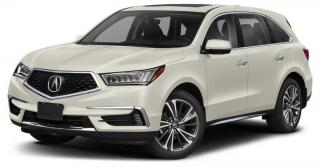 Used 2020 Acura MDX Tech Plus for sale in Burlington, ON