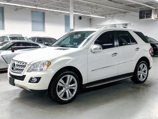 Used 2010 Mercedes-Benz ML-Class ML 350/NAVIGATION/PUSH START/DVD/SPORT/BACK-UP CAMERA! for sale in Toronto, ON