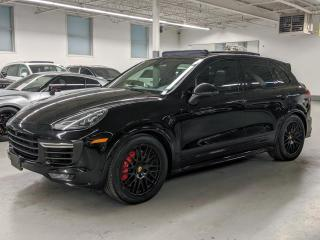 Used 2016 Porsche Cayenne GTS/PREMIUM PLUS PKG/VENTILTAED SEATS/PANO/360 CAMERA! for sale in Toronto, ON