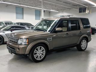 Used 2011 Land Rover LR4 HSE/LUX/NAVIGATION/7PASS/BACK-UP CAMERA/PUSH BUTTON START! for sale in Toronto, ON