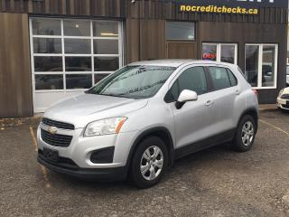 Used 2015 Chevrolet Trax Fwd 4dr Ls for sale in Brantford, ON