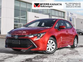 Used 2019 Toyota Corolla Hatchback SE Package  - Navigation for sale in Kanata, ON