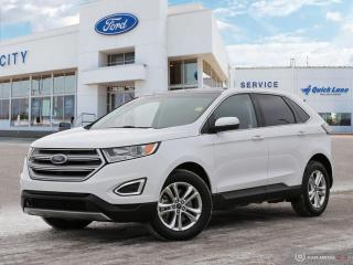 Used 2018 Ford Edge SEL for sale in Winnipeg, MB