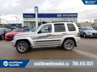 Used 2004 Jeep Liberty RENEGADE/4WD/POWER OPTIONS/CRUISE CONTROL for sale in Edmonton, AB