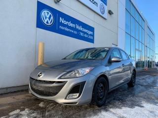 Used 2010 Mazda MAZDA3 GT AUTO - LEATHER - FULLY LOADED for sale in Edmonton, AB
