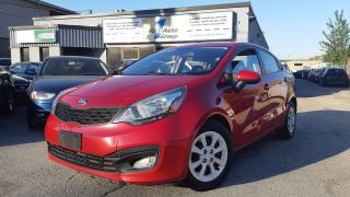 Used 2013 Kia Rio LX+ for sale in Etobicoke, ON