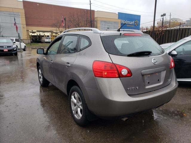 2009 Nissan Rogue SL, Auto, 4 door,Sunroof,  3/Y Warranty available.