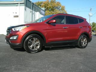 Used 2013 Hyundai Santa Fe Premium for sale in Stoney Creek, ON