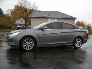 Used 2011 Hyundai Sonata LIMITED for sale in Stoney Creek, ON