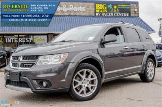 Used 2017 Dodge Journey GT for sale in Guelph, ON