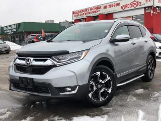 Used 2018 Honda CR-V Touring, like new, only 20,000 km for sale in Toronto, ON