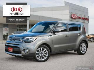 Used 2018 Kia Soul EX - CARFAX CLEAN!! for sale in Kitchener, ON