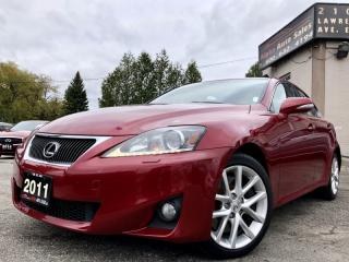 Used 2011 Lexus IS 350 AWD for sale in Scarborough, ON