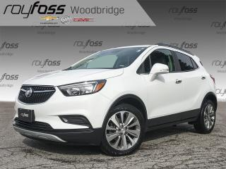 Used 2017 Buick Encore ALLOY RIMS, BACKUP CAMERA for sale in Woodbridge, ON