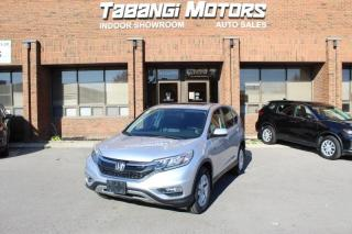 Used 2015 Honda CR-V EX AWD I SUNROOF I BIG SCREEN I REAR CAM I HEATED SEATS I BT for sale in Mississauga, ON