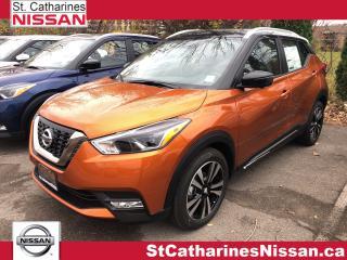 New 2019 Nissan Kicks SR CVT (2) for sale in St. Catharines, ON
