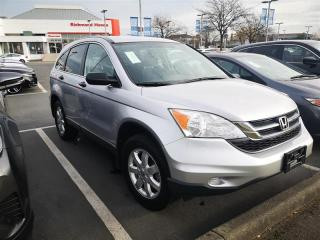 Used 2011 Honda CR-V LX 4WD for sale in Richmond, BC