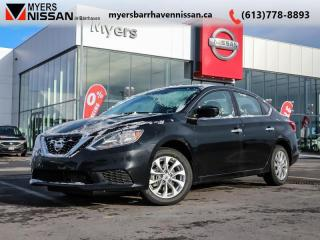 New 2019 Nissan Sentra SV CVT  - Heated Seats - $151 B/W for sale in Nepean, ON