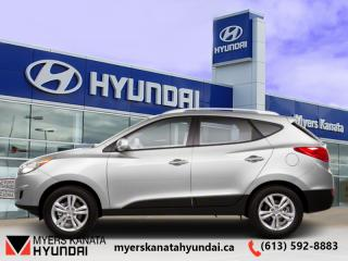 Used 2012 Hyundai Tucson GLS for sale in Kanata, ON