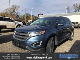 Used 2018 Ford Edge SEL for sale in London, ON