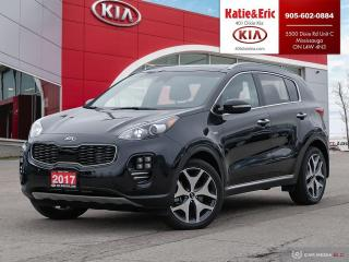 Used 2017 Kia Sportage SX TURBO for sale in Mississauga, ON