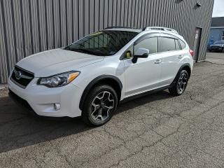 Used 2014 Subaru XV Crosstrek Limited Package ALLOYS   LEATHER INTERIOR   NAVIGATION   ALL WHEEL DRIVE for sale in Charlottetown, PE