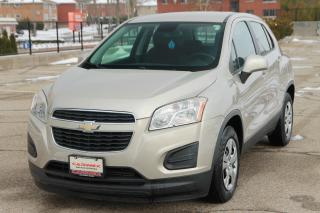 Used 2013 Chevrolet Trax LS LOW KMs | ONLY 50K | NO Accidents for sale in Waterloo, ON