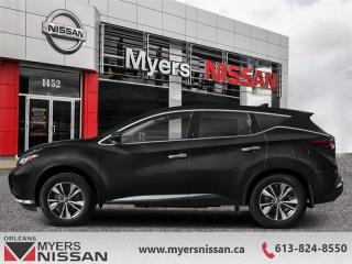 New 2020 Nissan Murano SV  - Sunroof -  Improved Tech - $267 B/W for sale in Orleans, ON