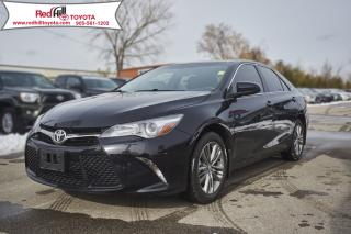 Used 2017 Toyota Camry SE for sale in Hamilton, ON