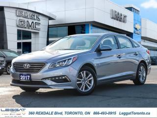 Used 2017 Hyundai Sonata GLS  - Bluetooth -  Heated Seats for sale in Etobicoke, ON