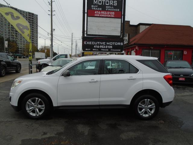 2010 Chevrolet Equinox LS/ AWD /SUPER CLEAN / NO ACCIDENT / ALLOYS/ MINT