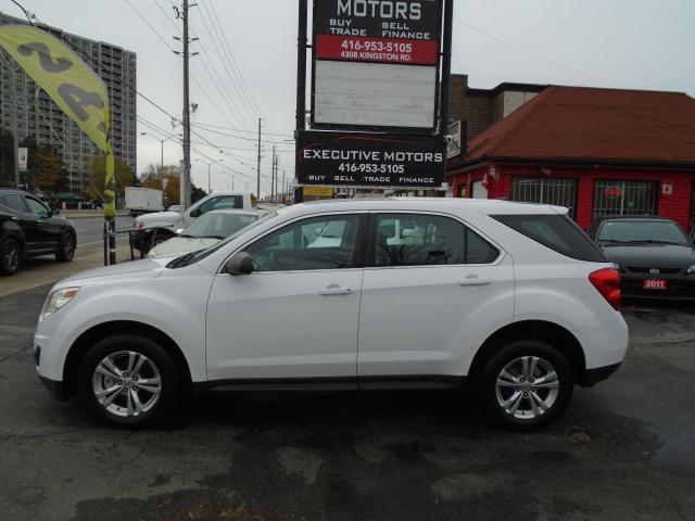 2010 Chevrolet Equinox LS/ AWD /SUPER CLEAN / NO ACCIDENT / ALLOYS/ MINT