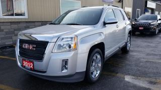 Used 2012 GMC Terrain SLE-2-V6-LOWKM-REAR CAMERA-BLUETOOTH-HEATED SEATS for sale in Tilbury, ON