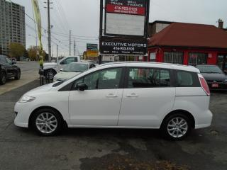 Used 2010 Mazda MAZDA5 GS/ NEW BRAKES / LOW KM / CERTIFIED / NO ACCIDENT for sale in Scarborough, ON