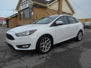Used 2016 Ford Focus SE 2.0L Auto Loaded SYNC Bluetooth ONLY 51,000KMs for sale in Rexdale, ON