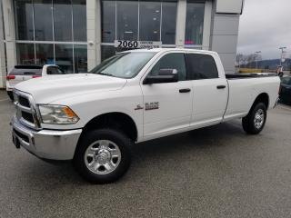 Used 2018 RAM 3500 SLT for sale in Port Coquitlam, BC