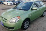 Photo of Green 2010 Hyundai Accent