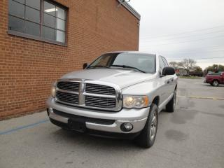 Used 2005 Dodge Ram 1500 SLT for sale in Oakville, ON