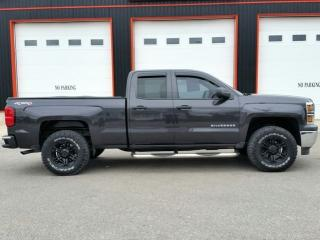 Used 2014 Chevrolet Silverado 1500 4X4 CREW CAB for sale in Jarvis, ON