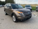 Photo of Brown 2015 Ford Explorer