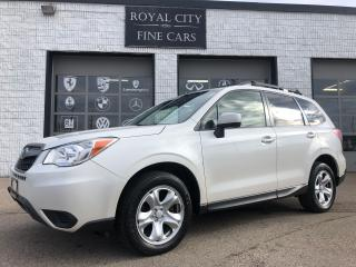 Used 2014 Subaru Forester 2.5i AWD for sale in Guelph, ON