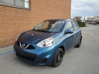 Used 2017 Nissan Micra ONE OWNER/ NO ACCIDENTS /SAFETY AND WARRANTY for sale in Oakville, ON