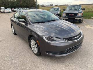 Used 2015 Chrysler 200 LX for sale in Waterloo, ON