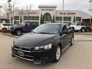 Used 2013 Mitsubishi Lancer ES for sale in Surrey, BC