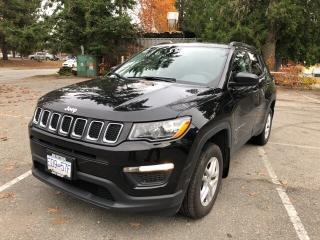 Used 2018 Jeep Compass Sport for sale in Vancouver, BC