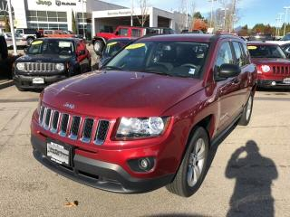 Used 2017 Jeep Compass Sport for sale in Vancouver, BC