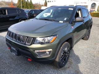 Used 2019 Jeep Compass Trailhawk for sale in Vancouver, BC